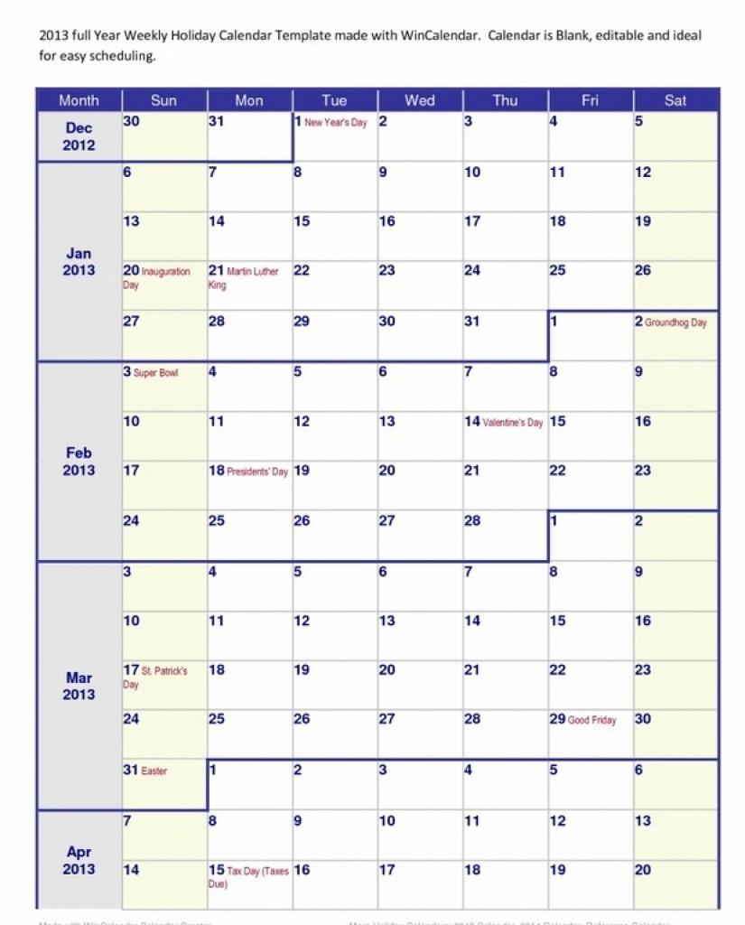4 Month Calendar Printable | Printable Calendar Templates 2018  Blank Four Month Calendar Template