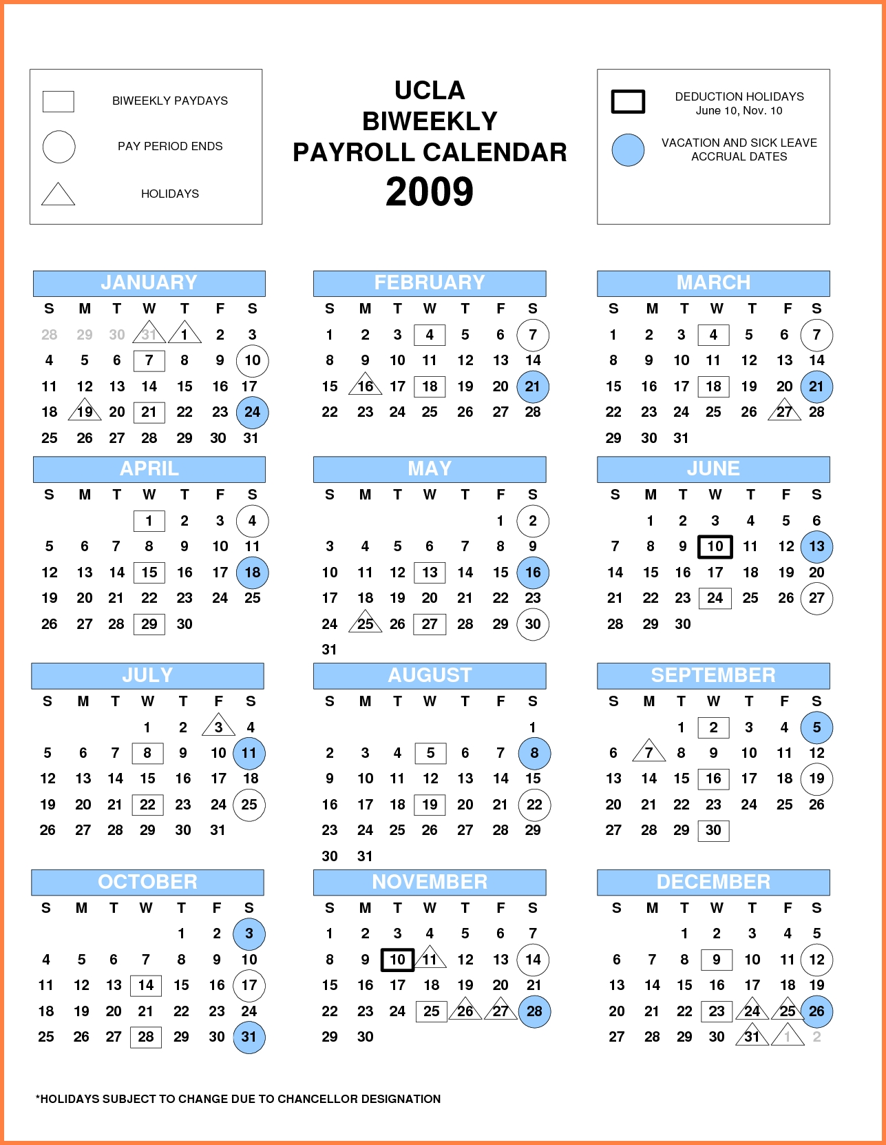 Biweekly Payroll Calendar Template - Yeniscale.co  Calendar Of Biweekly Pay Dates