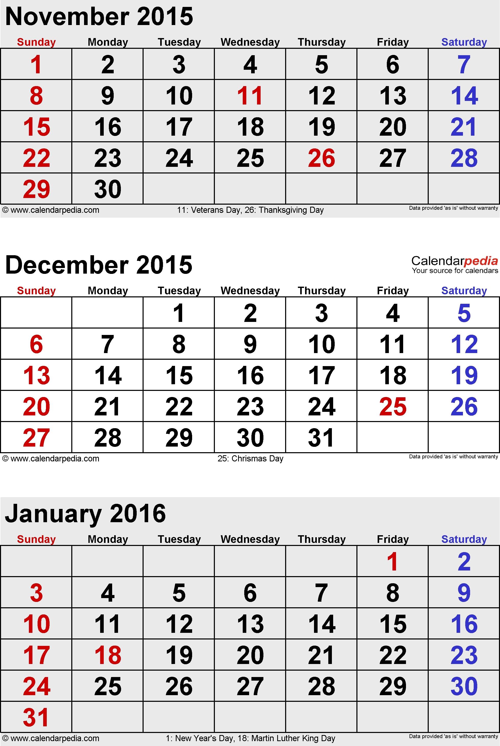 Calendar January January February - Yeniscale.co  Images Of A Calendar January Through December