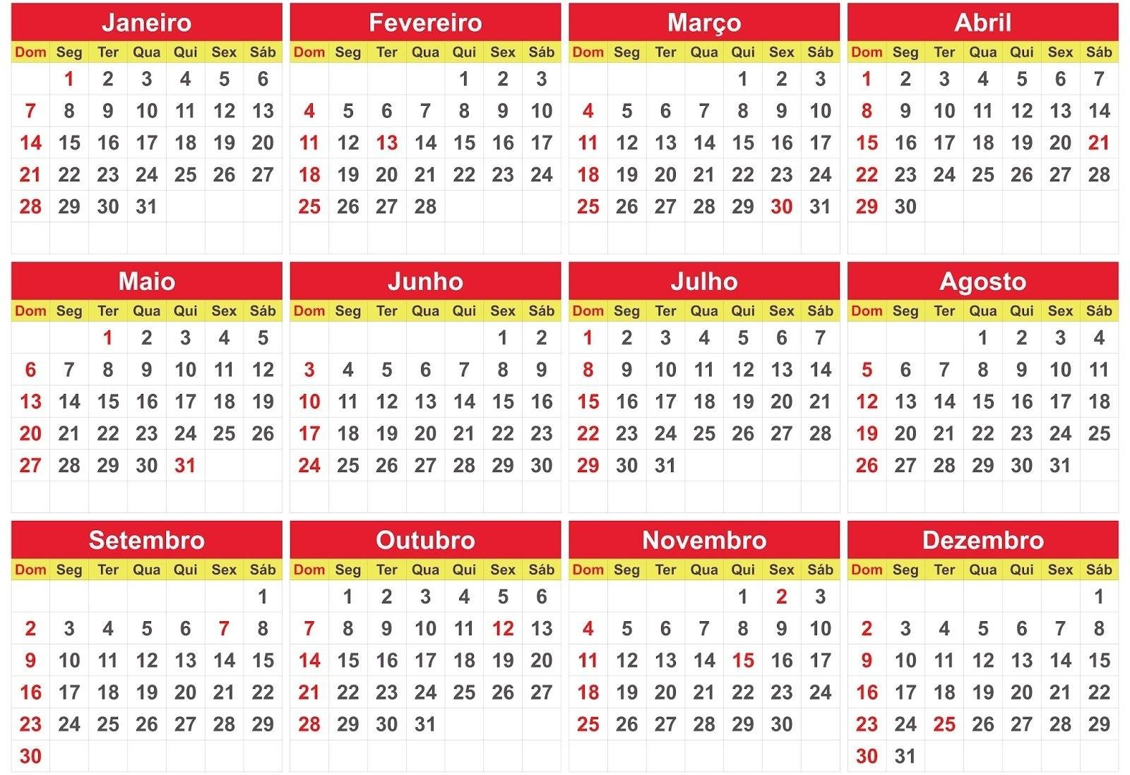 Calendário 2018 Psd,cdr,ai,pdf Base De Calendário 2018 Para Suas  Imagen De Tachar Dias En Almanaque