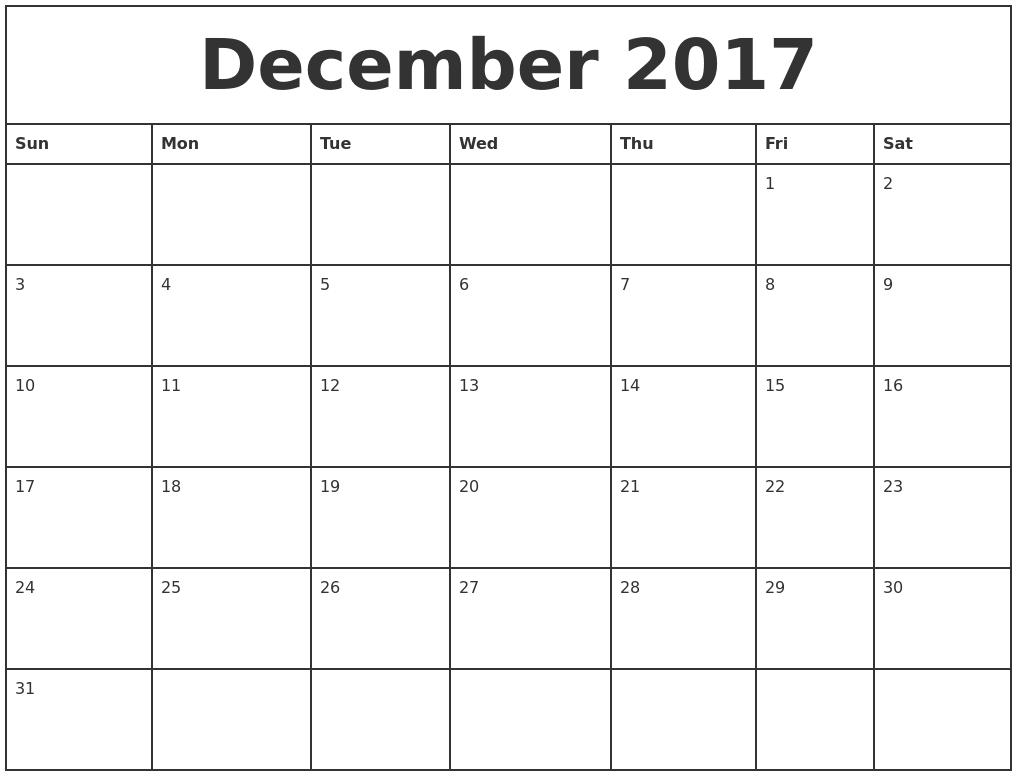 Calendars Dec 2018 Jan 2018 | Seven Photo  Images Of A Calendar January Through December