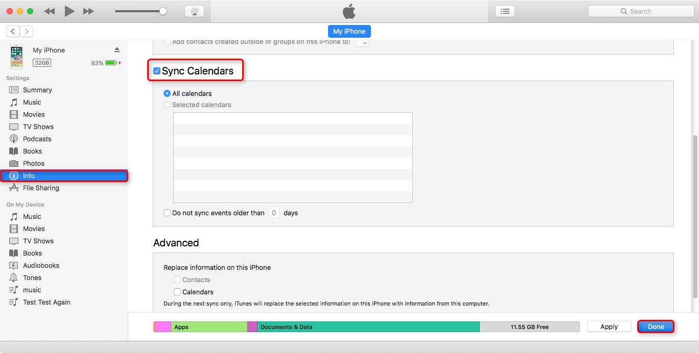 How To Transfer Calendar From Iphone To Mac - Imobie Guide  How To Sync Calendar To Iphone