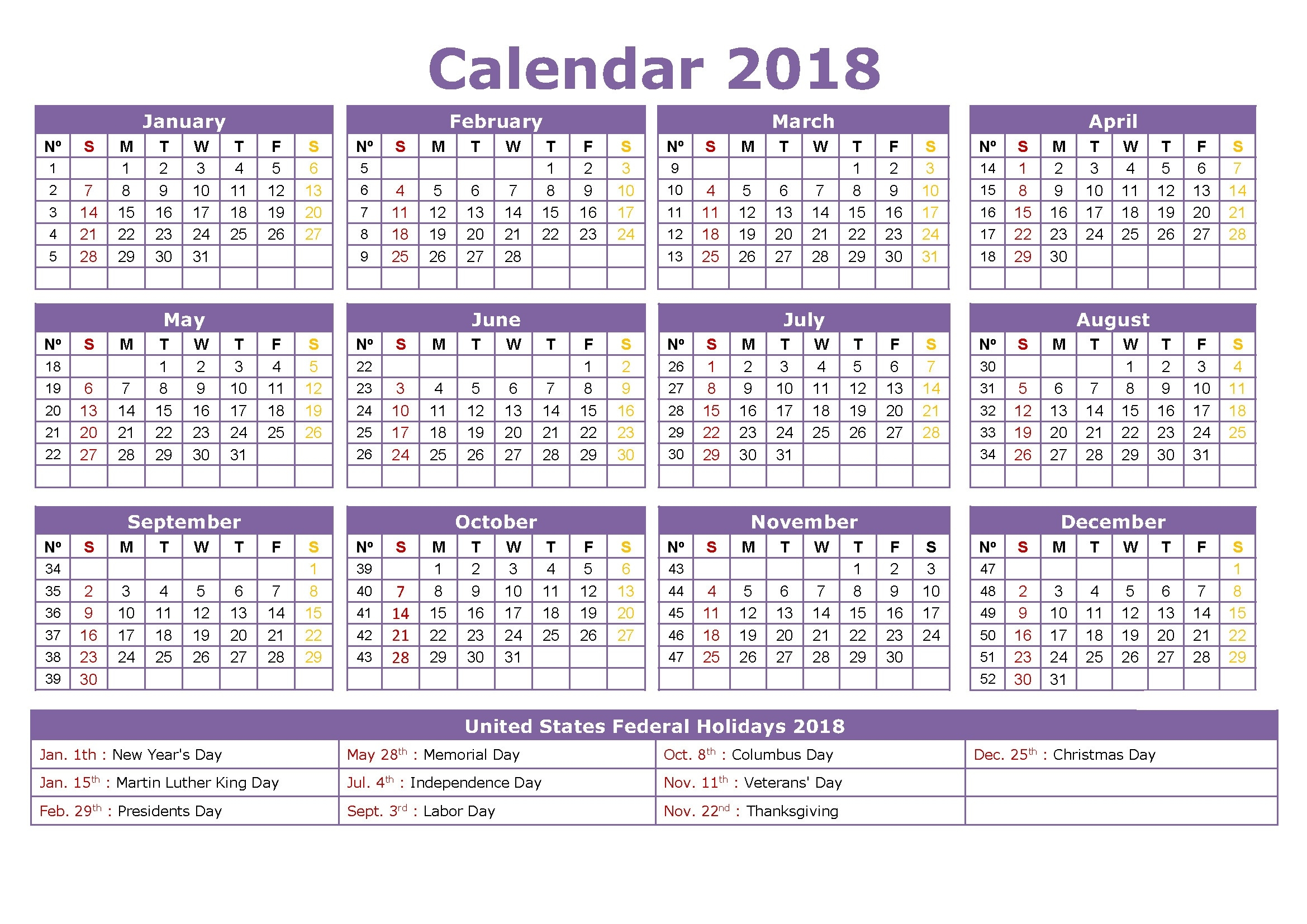 Islamic Calendar 2019 Weekly Printable Fine 2018 Usa | Nasionalis  Islamic Calendar For The Philippines
