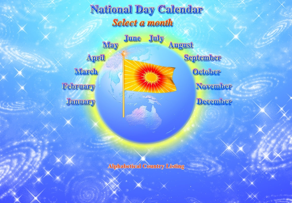 National Day Calendar  National Days Of The Month June