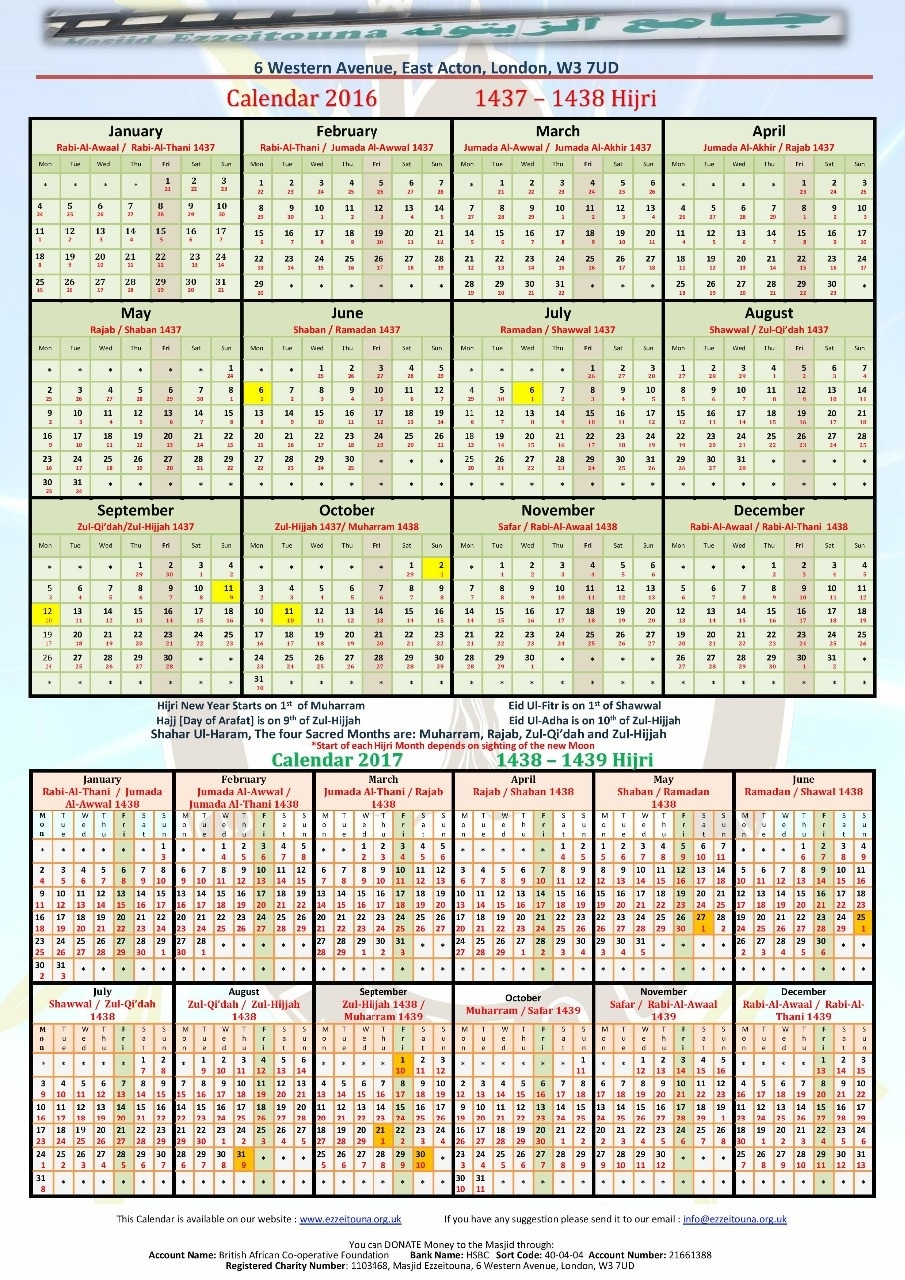 Part 210 Calendars – Online And Print Friendly – For Any Year And  Islamic Calendar For The Philippines