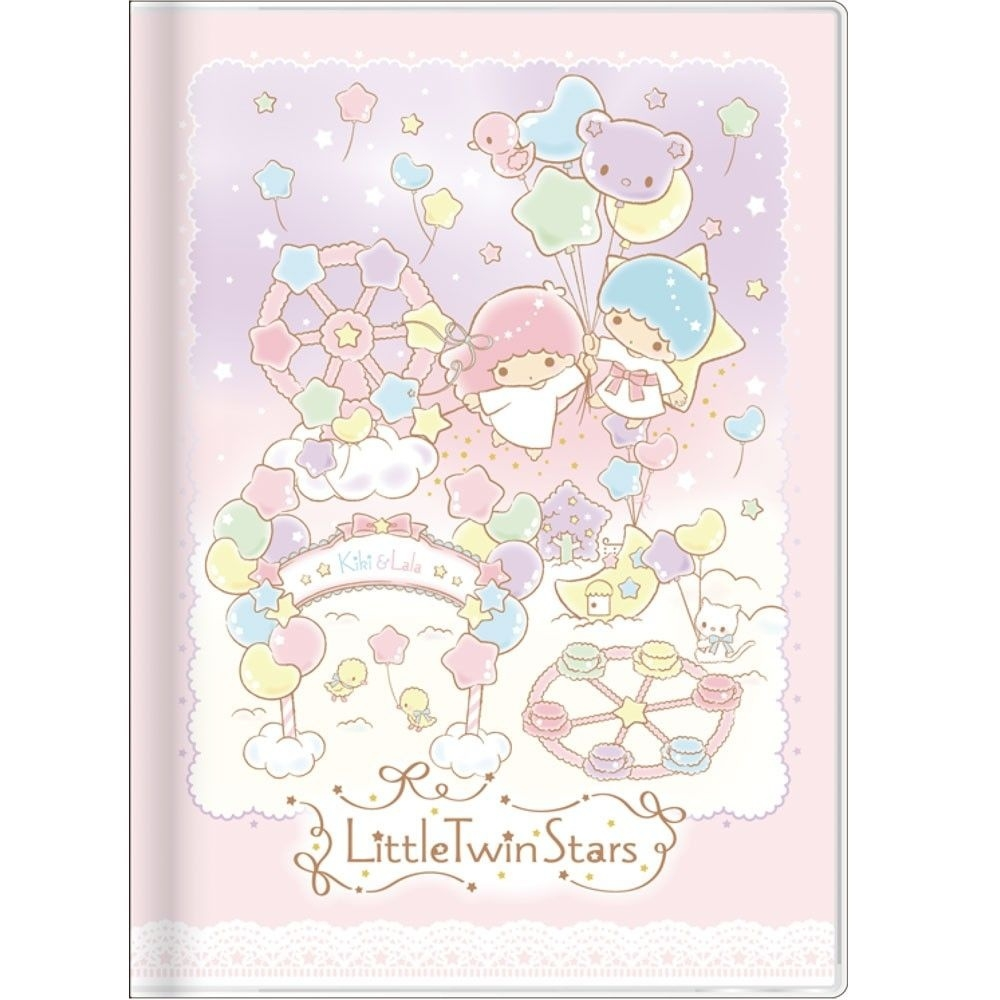 Planner Book Sanrio – Printable Planner Template  Sanrio A6 Monthly Planner Print