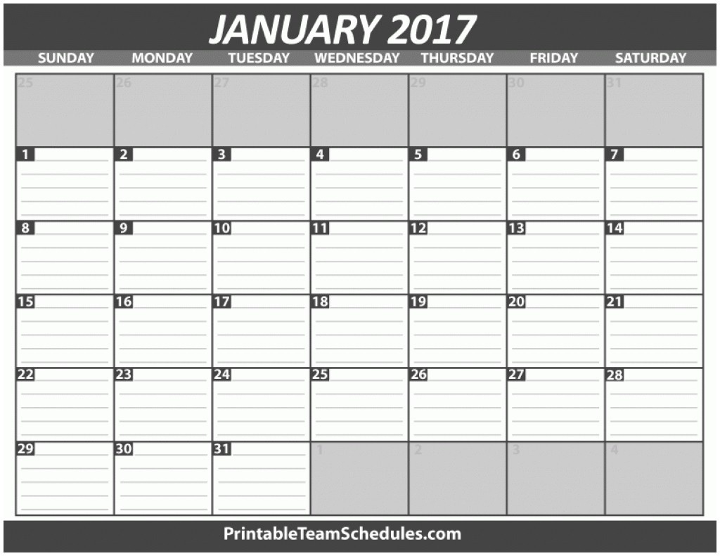 Printable Calendar With Lines Monthly Calendar With Lines Calendar  Need A Blank Calendar With Lines