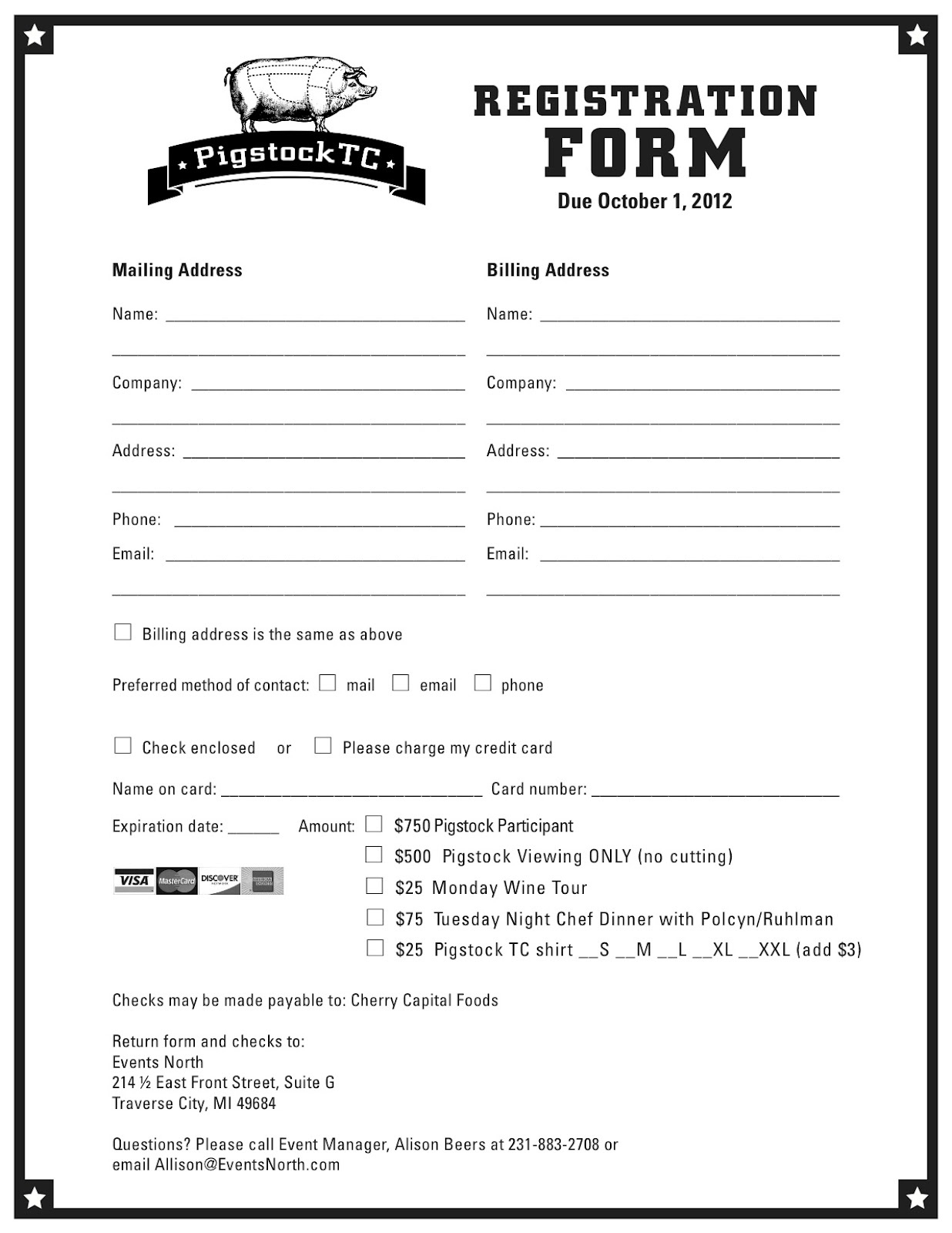 Register Form Template Free Download - Yeniscale.co  Free Download Blank Summer Camp Application