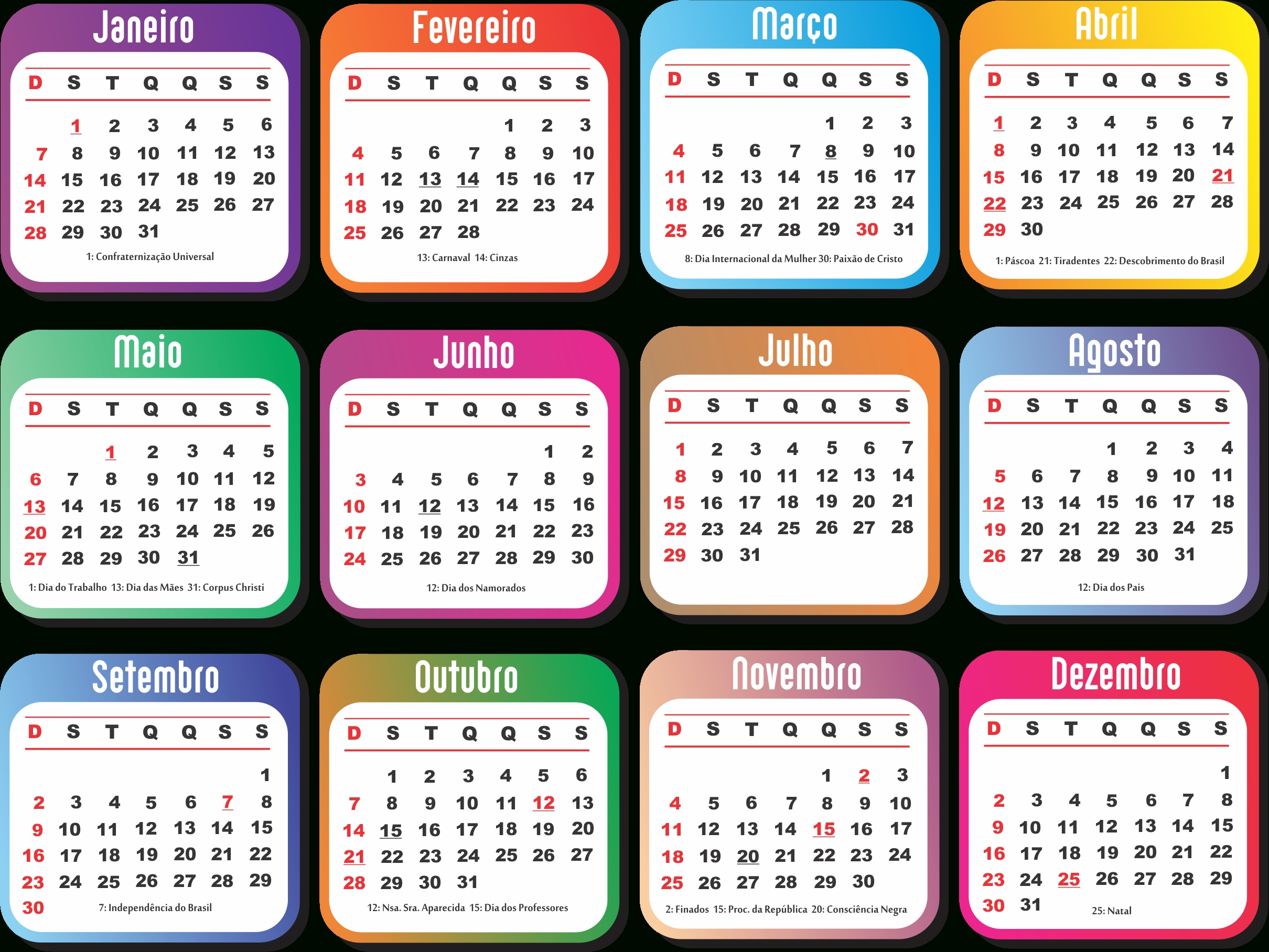 Resultado De Imagem Para Calendario 2018 | Artesanato | Pinterest  Imagen De Tachar Dias En Almanaque