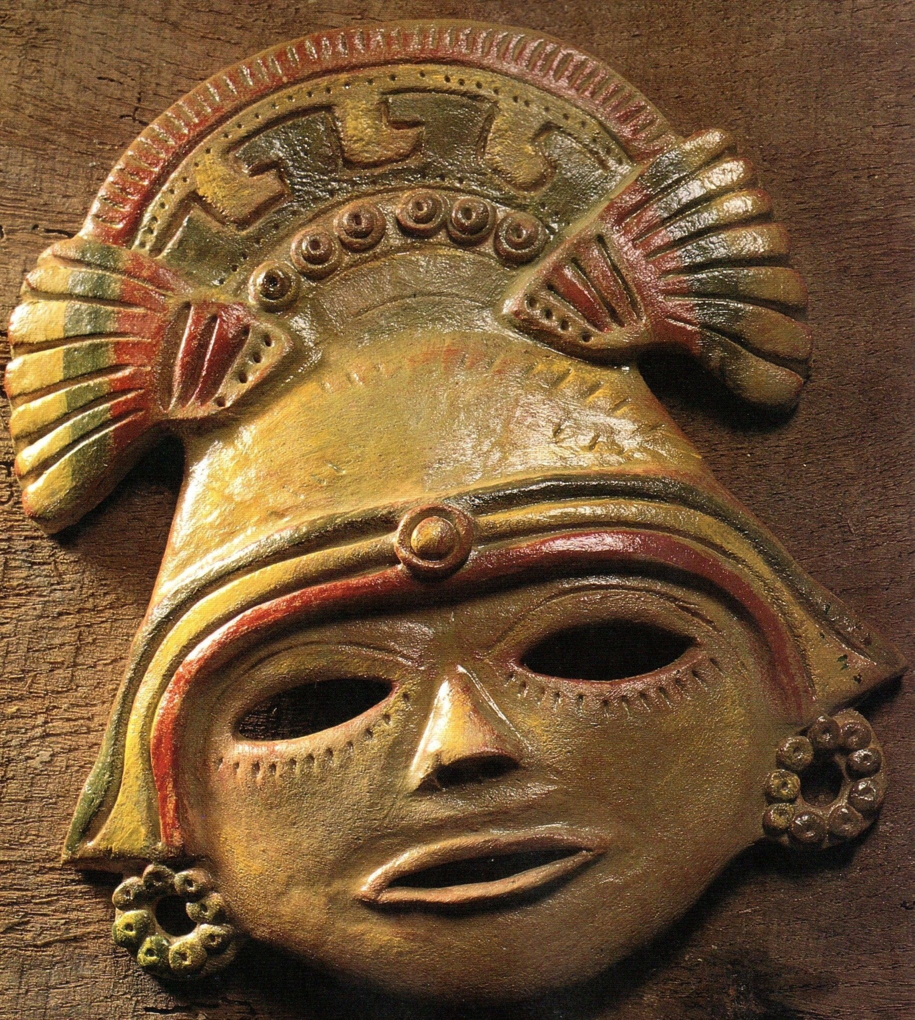 Aztec Masks - Google Search | Research The Circular Ruins  Aztec Masks And Ther Meanings