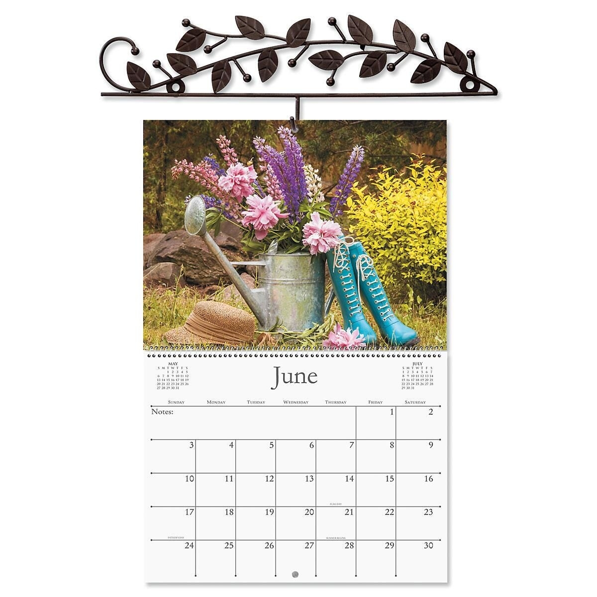 Calendar Holders For Wall Calendars | Current Catalog  12 X 12 Wall Calendar Holder