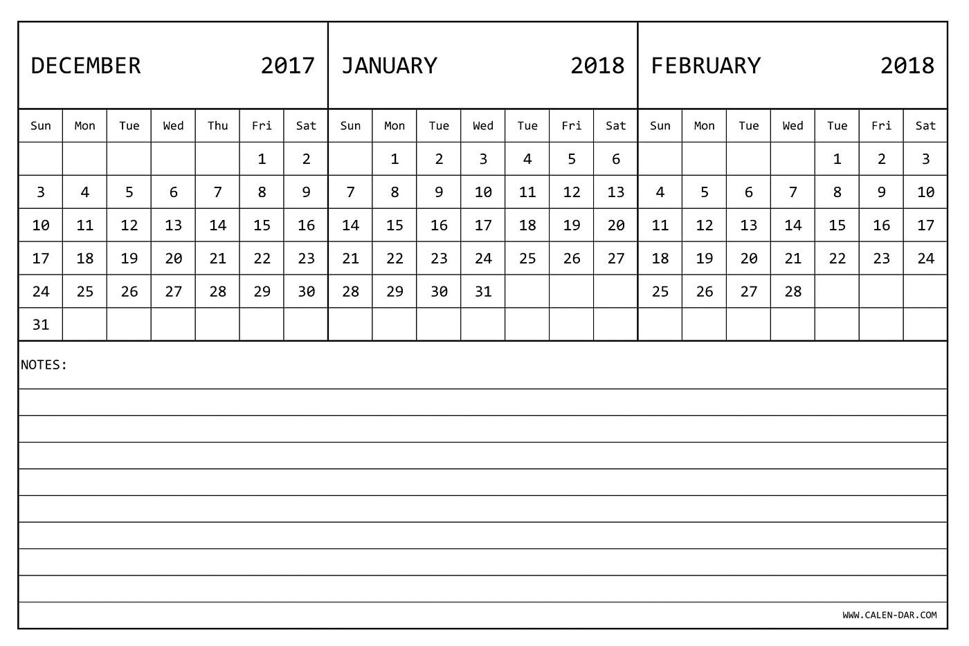 Download A 3 Month Calendar   Calendar Template Printable  Download A 3 Month Calendar