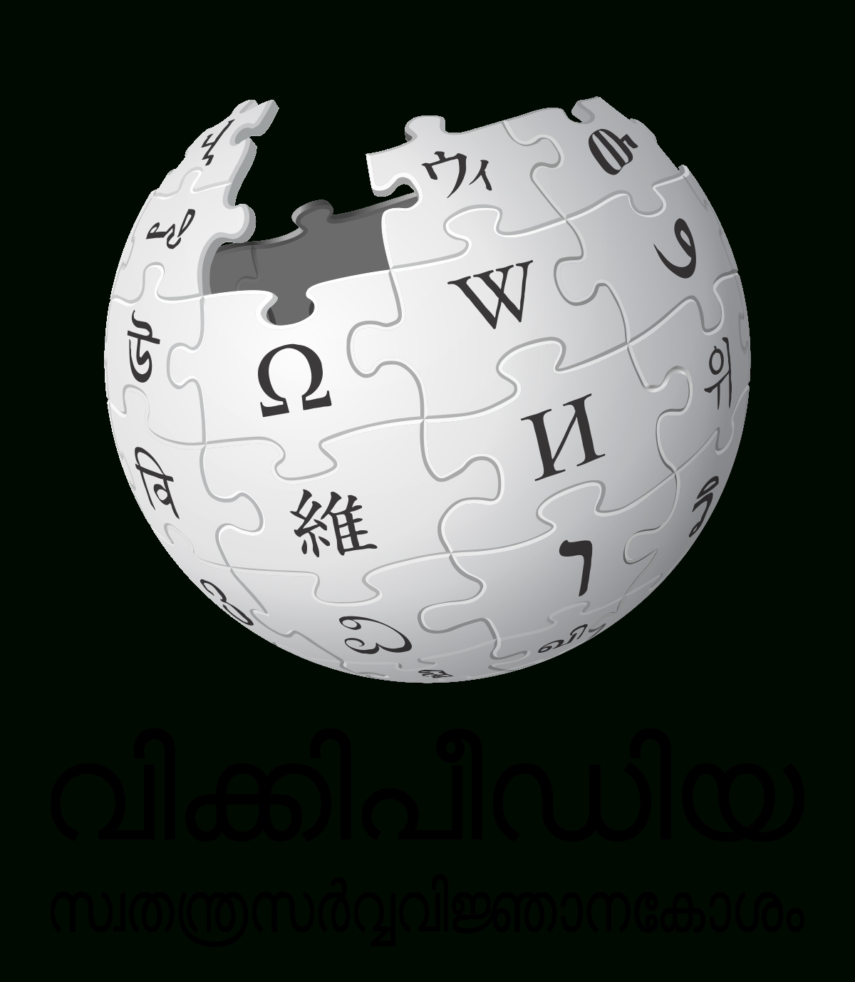 Malayalam Wikipedia - Wikipedia  Moon July 21 Day Malayalam