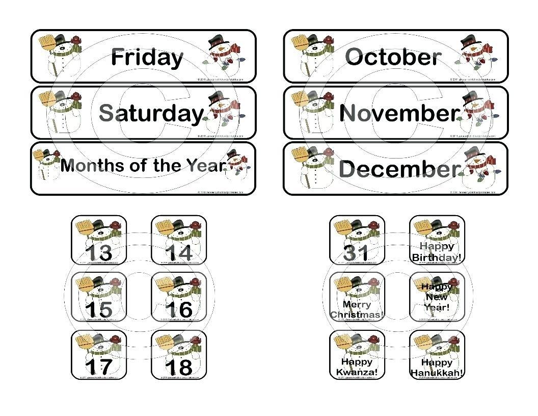 Printable: Large Printable Numbers 1 31 Calendar. Large Printable  Printable Numbers 1-31 For Calendar