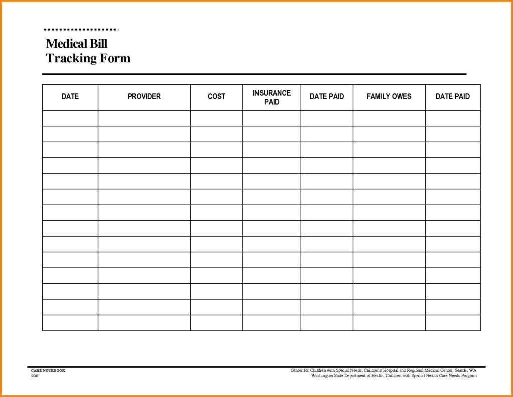 Resume Writing Template. Monthly Bill Spreadsheet Template Free  Blank Monthly Budget Excel Spreadsheet