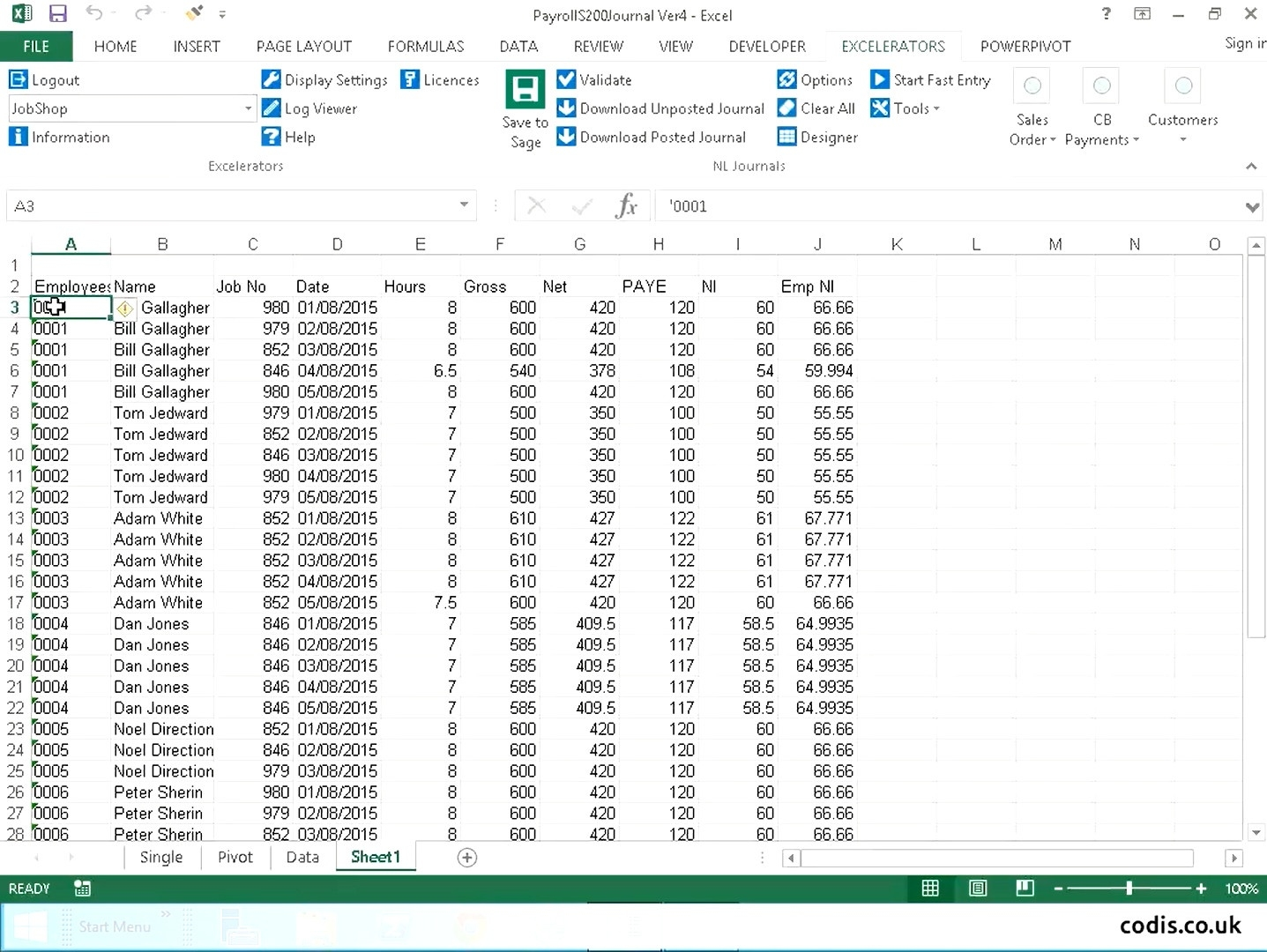 Sample Payroll Spreadsheet In Excel Spreadsheets Excellent Example  Sample Of Weekly Payroll Format