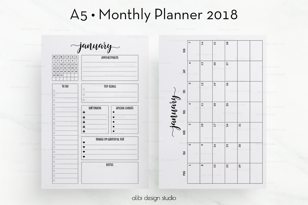 Tumblr Calendar 2018Month Printables | Calendar Template Printable  Free Calendars To Print Without Downloading