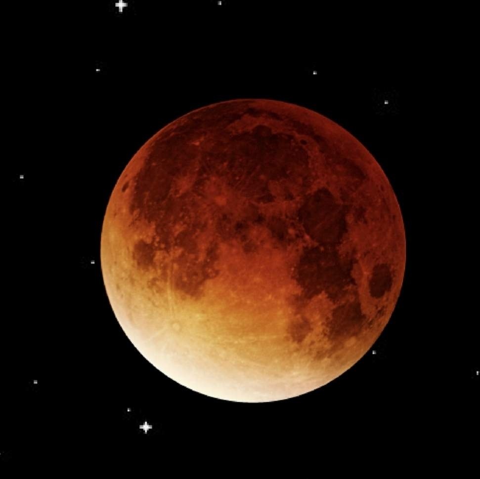 Where To Spot 'super Blood Blue Moon' In Uae On Jan 31 - Khaleej Times  Moon July 21 Day Malayalam
