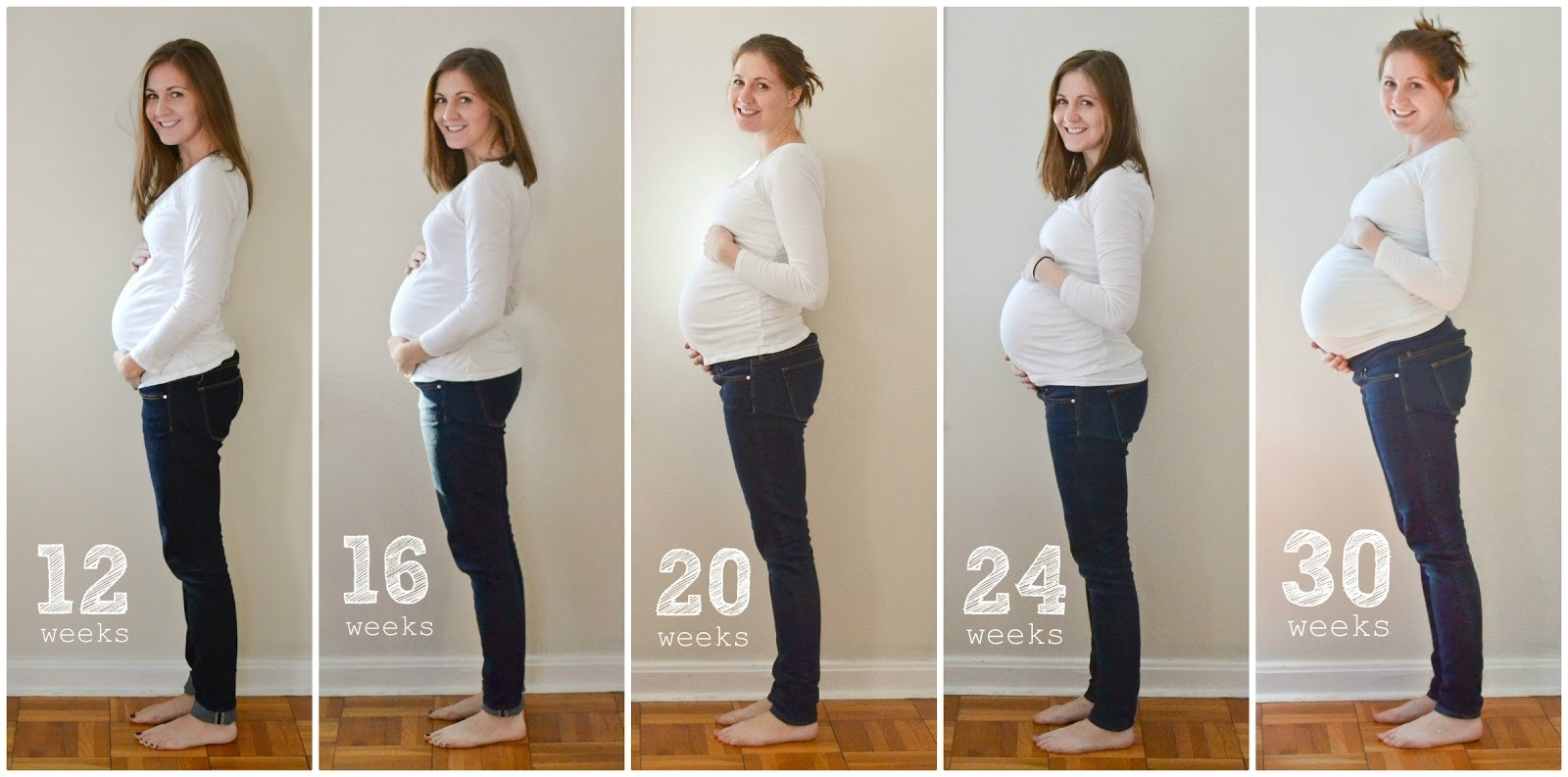 Little And Lovely: Baby #2: 30 Weeks  Pregnancy Photos Week By Week