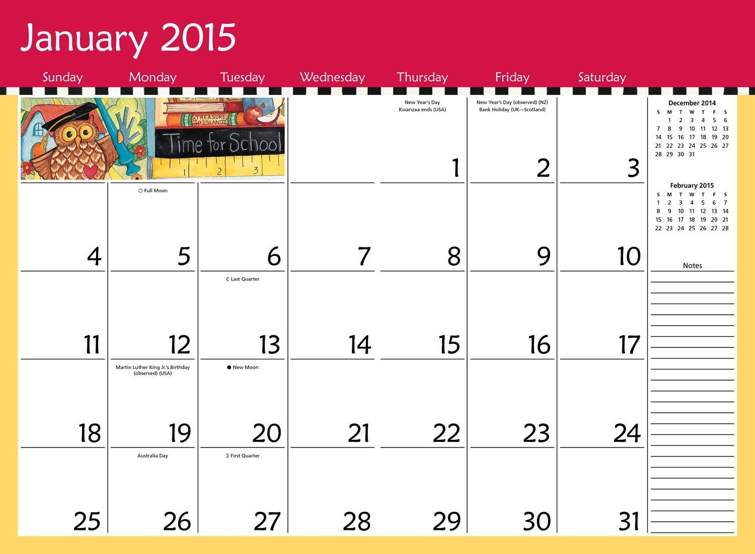 Monthly Calendars 2015 To Print | Related Pictures And Print Monthly  Printable Neon 12 Month Blank Calendar