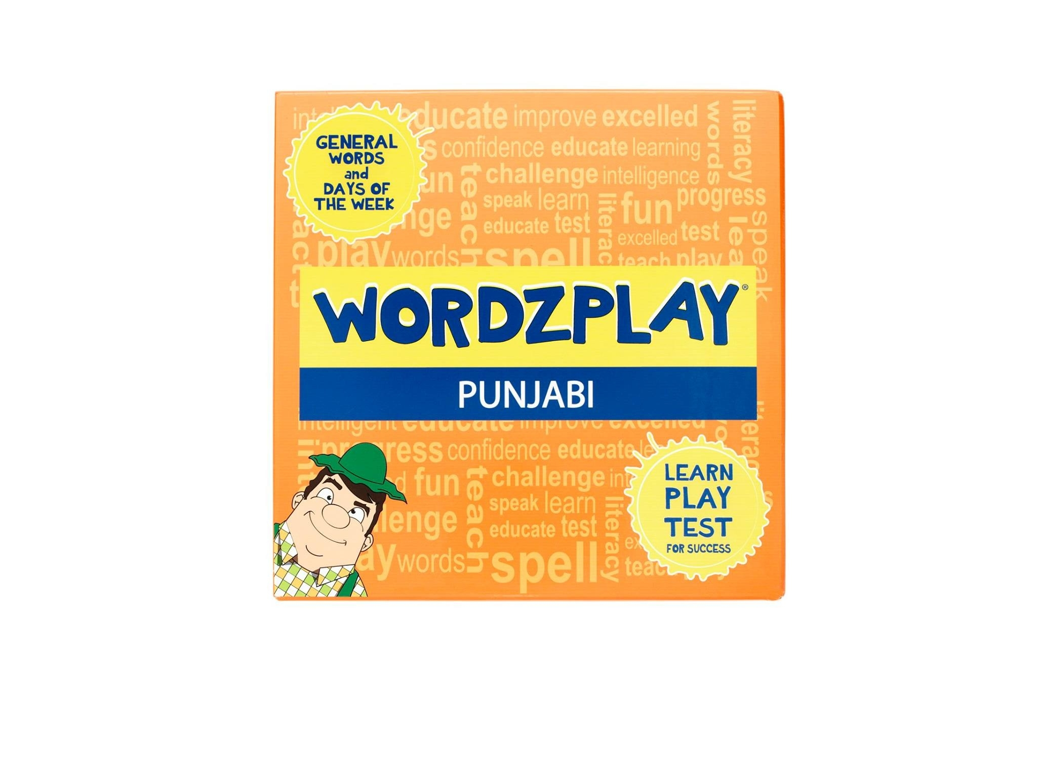 Punjabi Roots | Wordzplay Punjabi - General Words & Days Of The Week  Days Of The Week In Punjabi