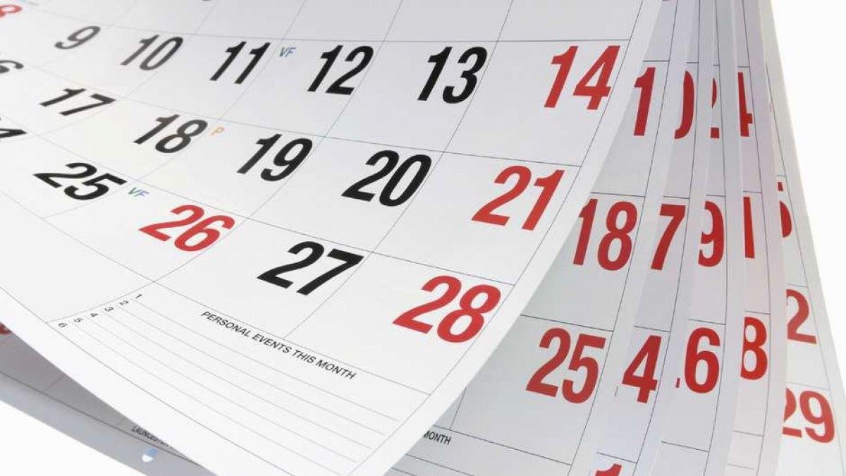 Revisa La Lista De Feriados Que Tendrá El 2018 | Tele 13  Calendarios 17 Feriados En Chile