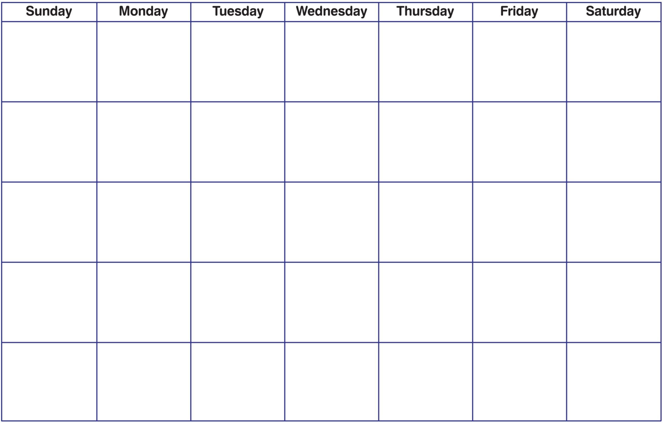 002 Blank Monthly Calendar Template Sensational Ideas Google Docs  Free Editable Monthly Calendar Template