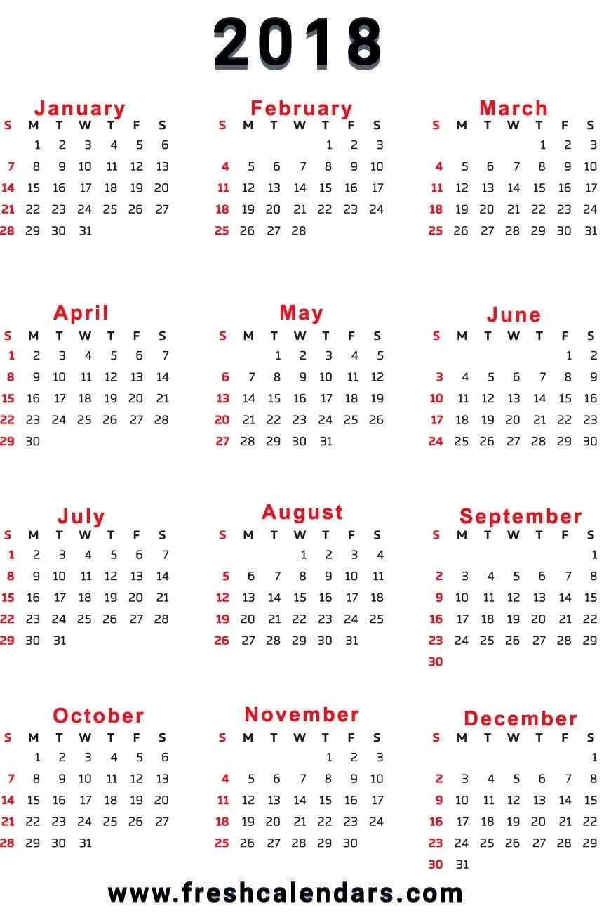 5-Month Calendar On One Page • Printable Blank Calendar Template  1 Page 9 Month Calendar