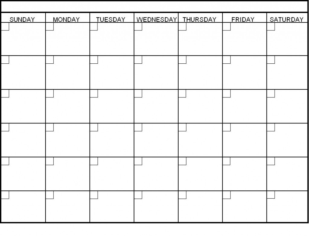 Blank 6 Week Calendar Oklmindsproutco Pictures Within 6 Week  Blank 6 Week Calendar Template