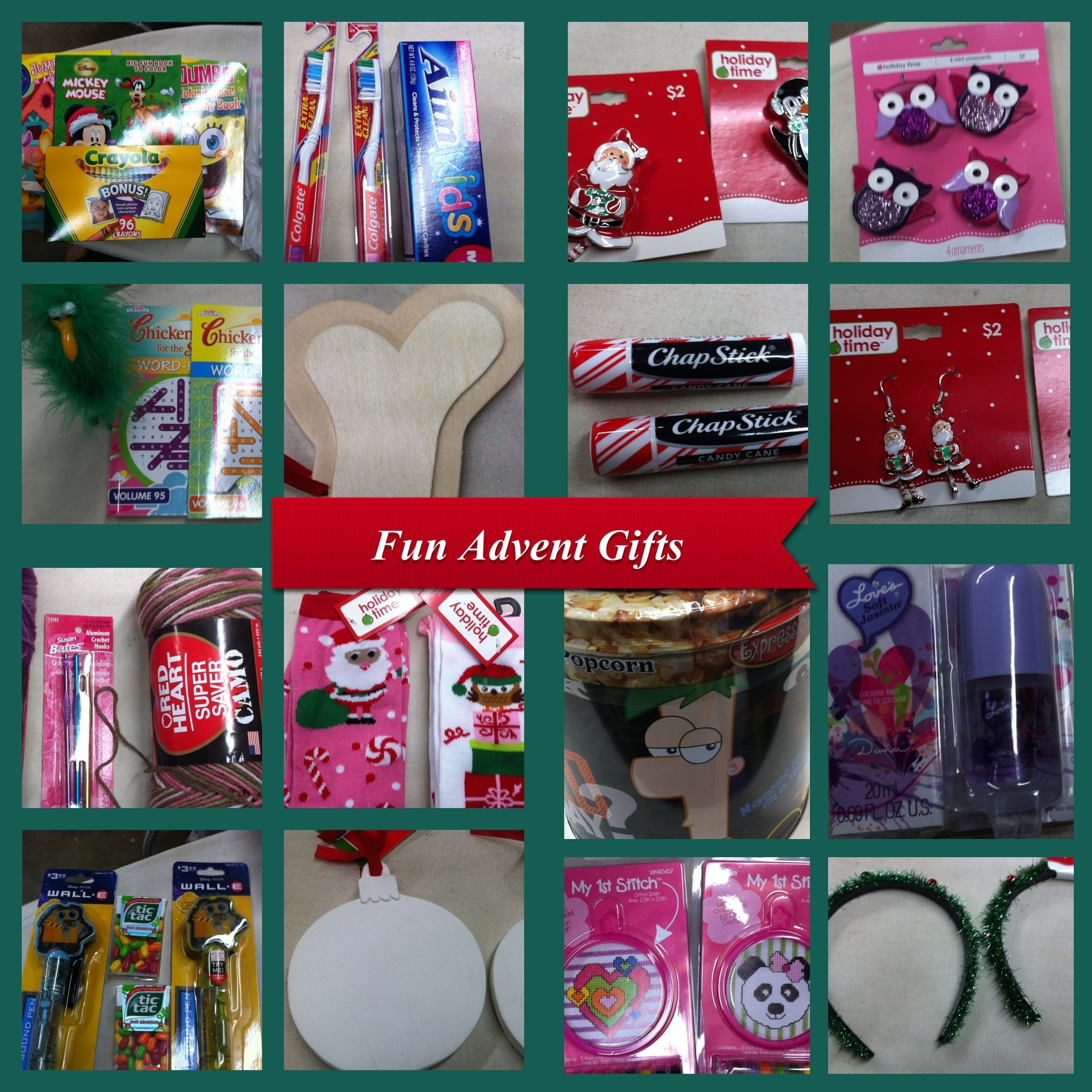 Fun Advent Gifts For Girls | Gift For Girl | Christmas, Gifts, Advent  Girls Advent Calendar With Gifts