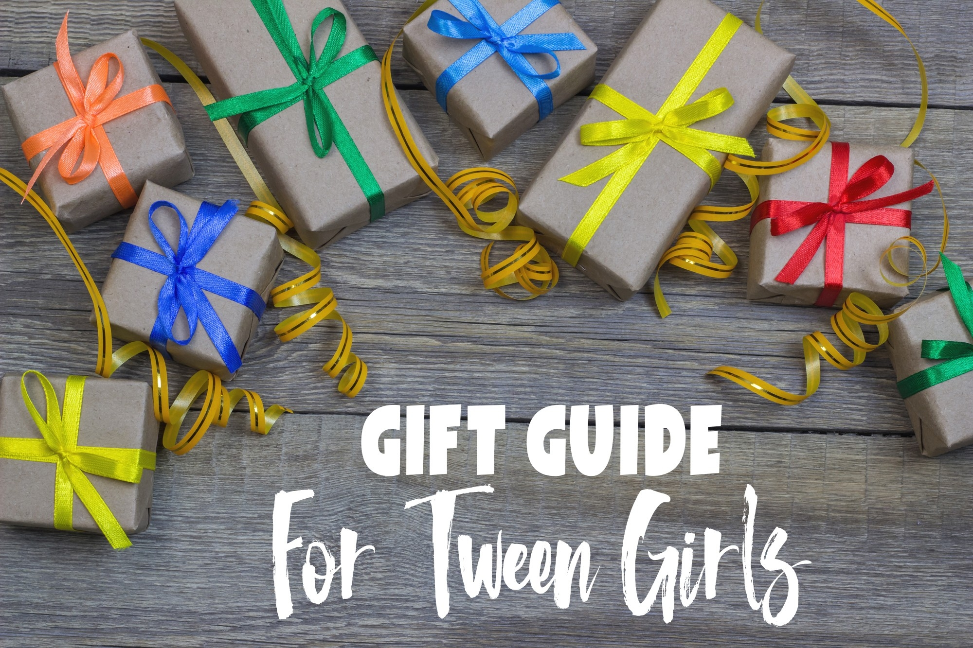 Gift Ideas For Tween Girls They Will Love: 2018 Gift Guide | Raising  Girls Advent Calendar With Gifts