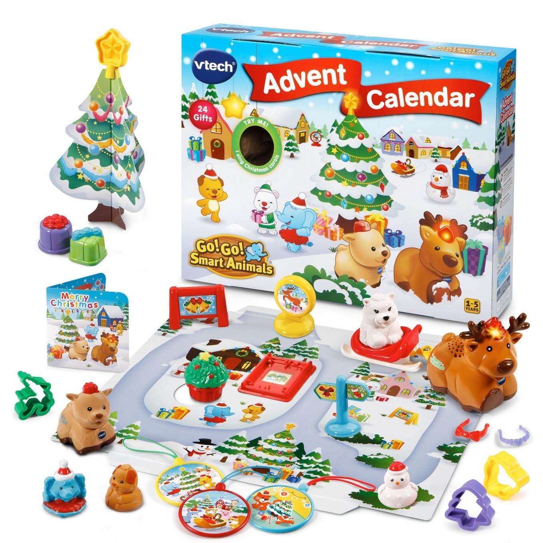 Go! Go! Smart Animals® Advent Calendar | Vtech®  Girls Advent Calendar With Gifts