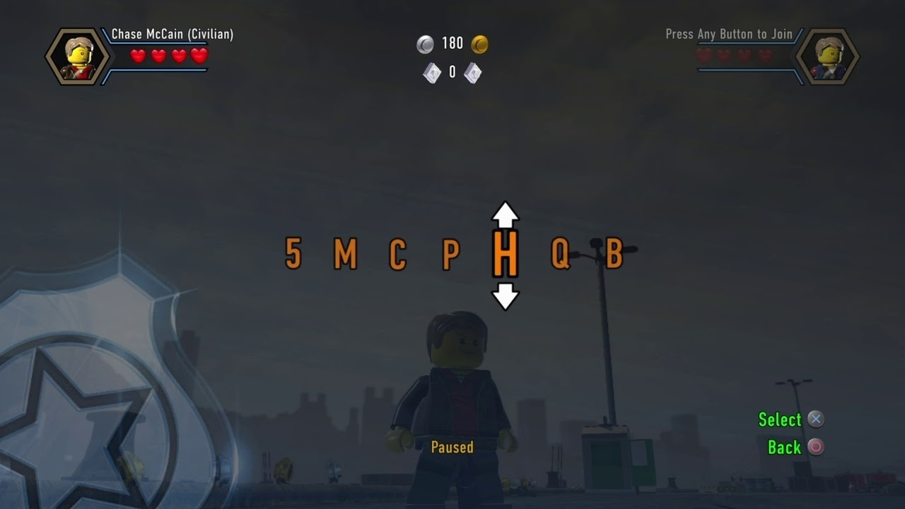 Lego City Undercover-Cheat Codes - Youtube  Lego Star Wars Lego City Cheats