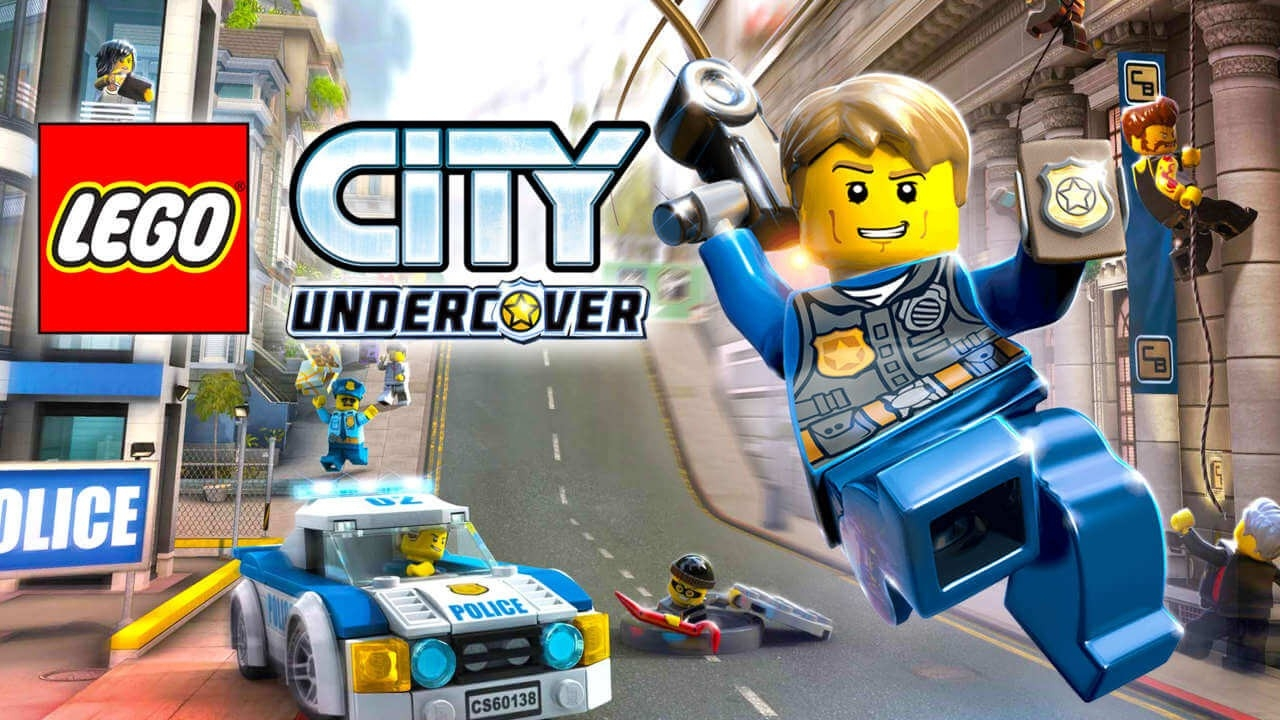 Lego City Undercover Review  Lego Star Wars Lego City Cheats