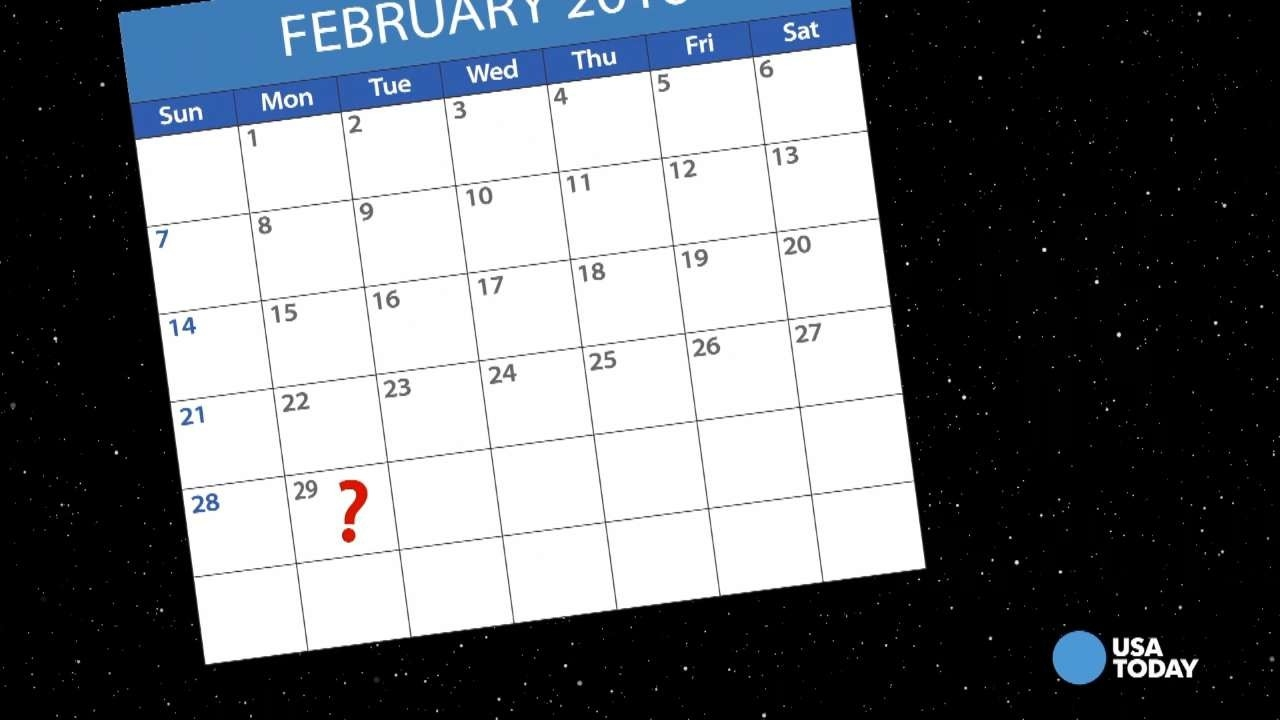 What Would Happen If We Didn't Have A Leap Year? And Who Knew Julius  Day Of Year Calendar Leap Year Non Leap Year
