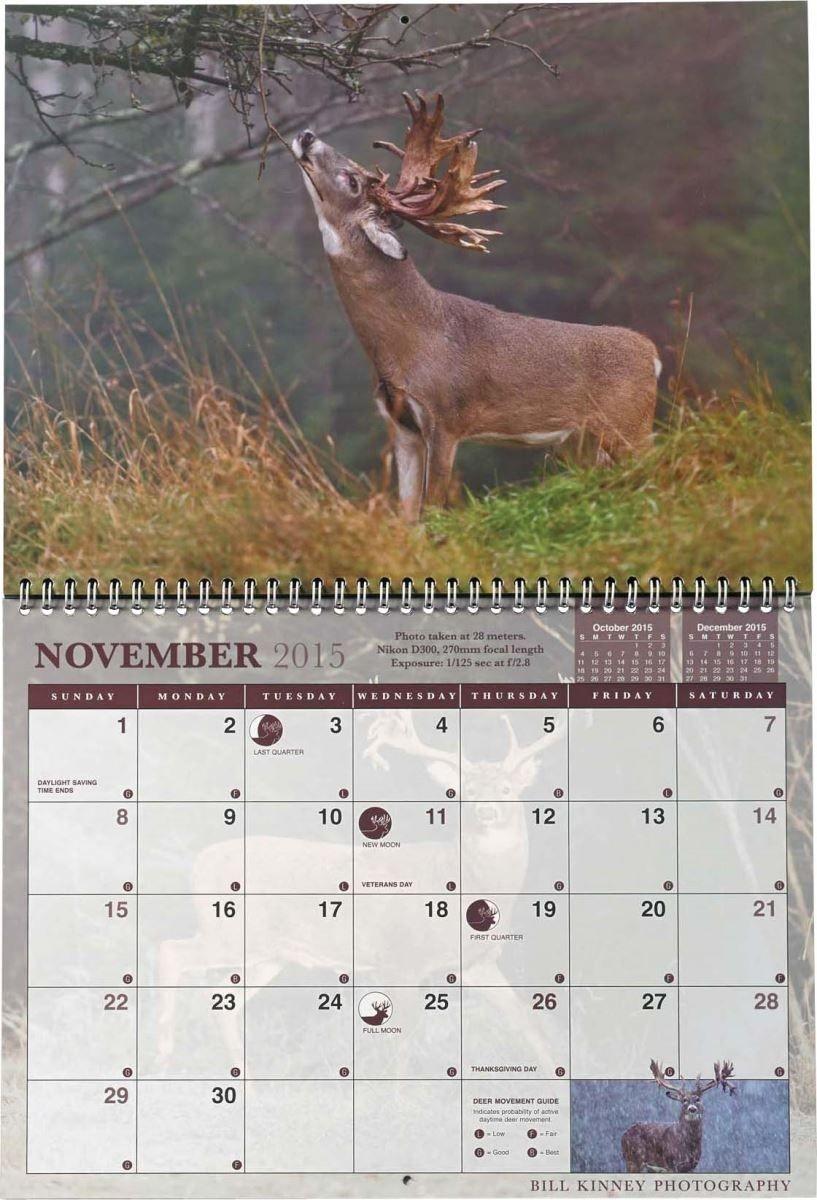 2014 Rut Predictions | Canes | Deer Rut, White Tail, Deer  Deer Rut Calendar
