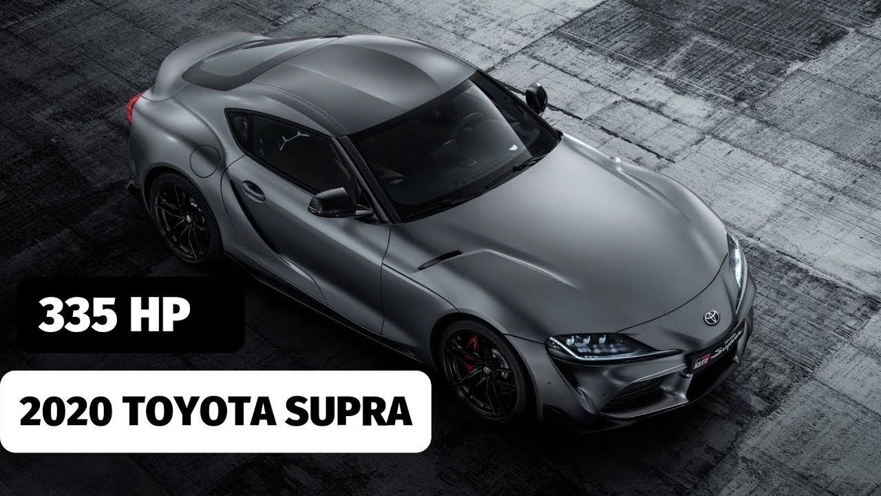 2020 Toyota Supra | Ses, Sürüş, Tasarım, Motor, Güç, Detaylı İnceleme |  Yeni Japon Efsanesi!  Depo 2020