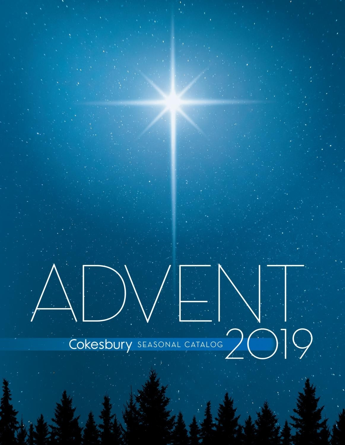 Advent 2019 Cokesbury Seasonal Catalogunited Methodist  Advent Scripture 2020