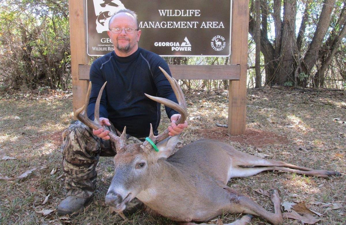 Apply For A Georgia Quota Deer Hunt | Georgia Afield  Georgia Deer Season 2020