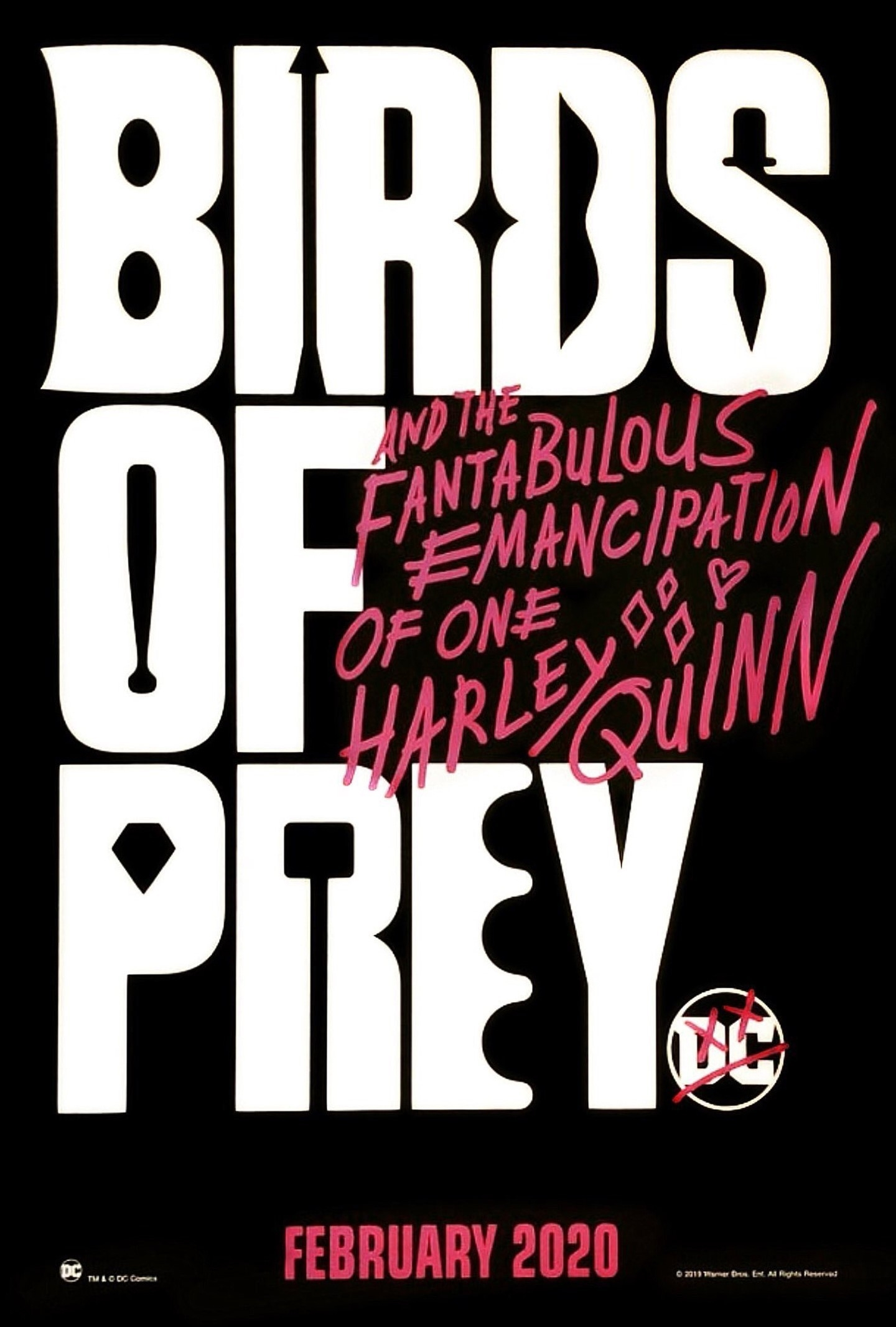 Birds Of Prey (2020 Film) - Wikipedia  La Tax Free Weekend 2020