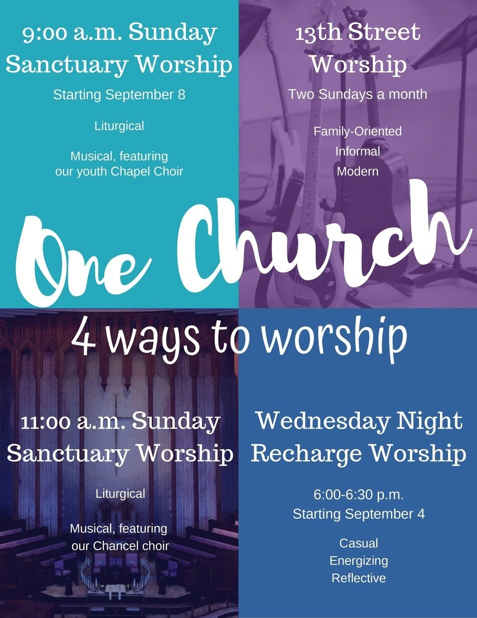 Boston Avenue :: Join Us For Worship  Methodis Tv Church September 2020 Lectionary Calendar