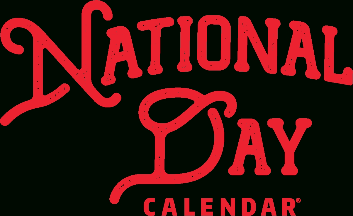 Calendar At A Glance - National Day Calendar  National Day Calendar August 2020