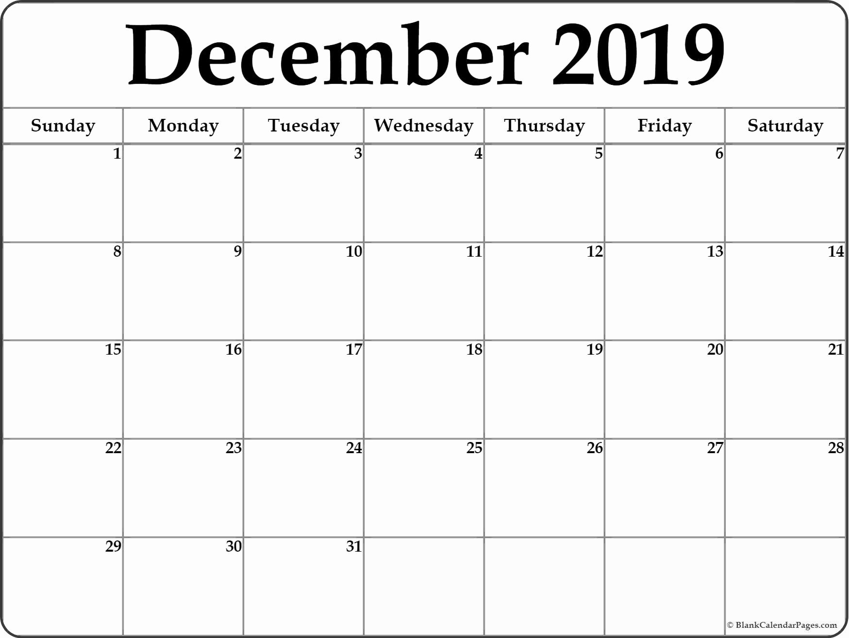 Calendar October 2019 To December 2019 | Calendar Template  Rancholasvoces Free Printable Calendar