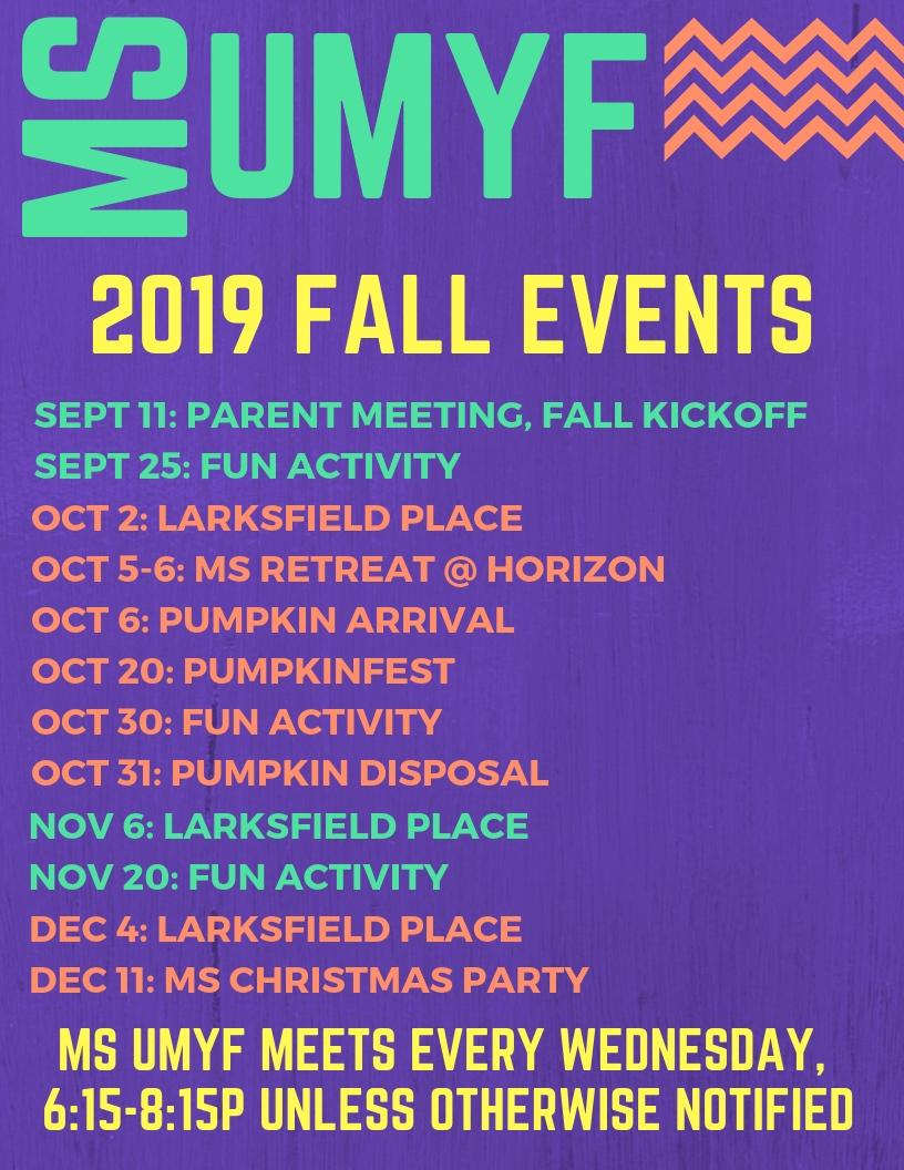 Calvary United Methodist Church » 2019-2020 Calvary Youth  Methodist Church Liturgical Calendar 2020