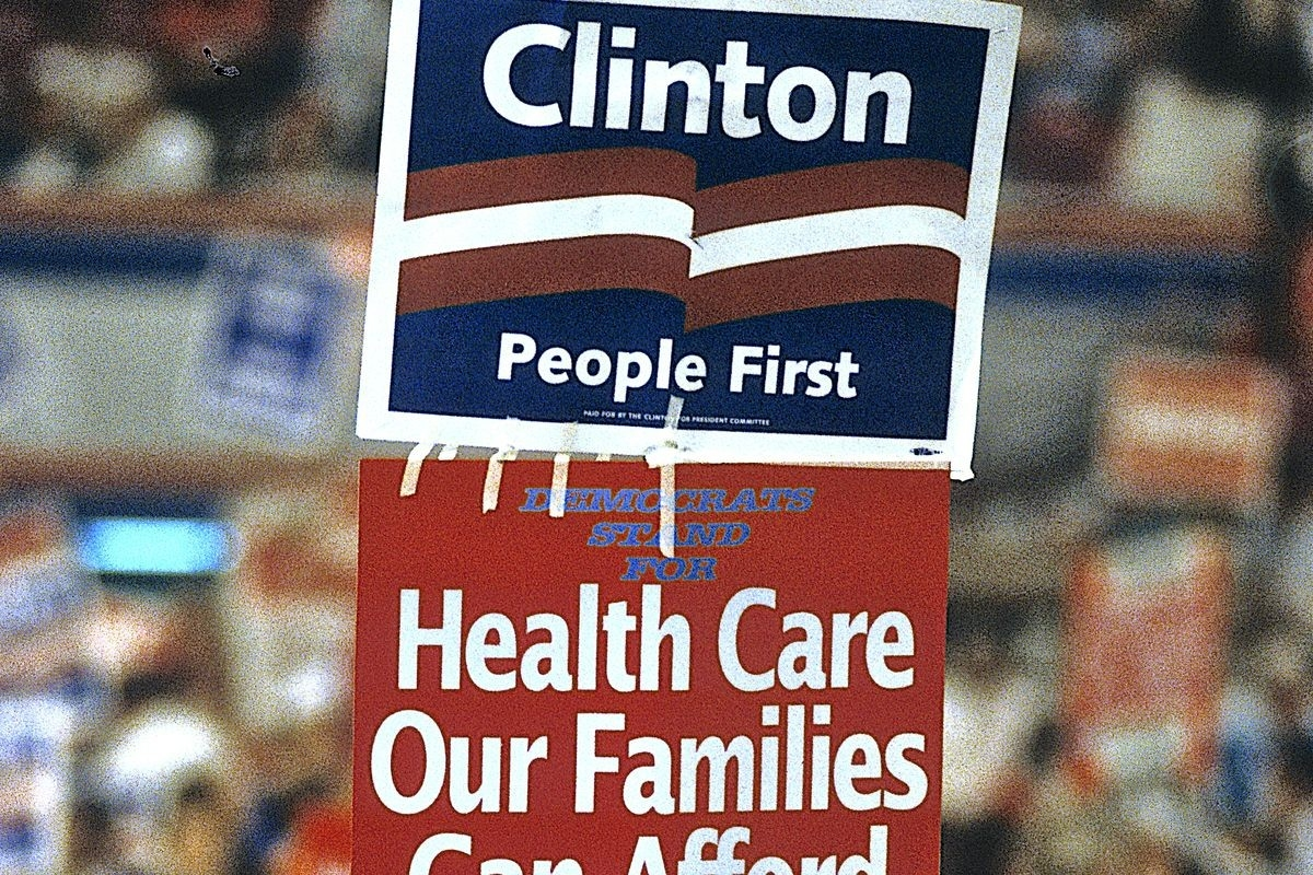 Campaign 2020: Does Democrats' Health Care Priority Make  Healthcare Recognition 2020