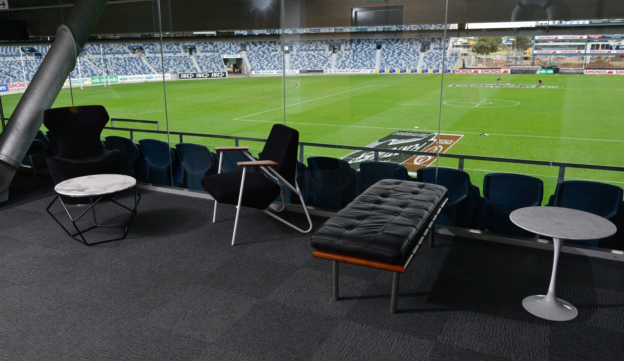 Cats Hospitality - Geelong Cats: Book & Save With Venuemob  Gmhba Calender Or Financial Year