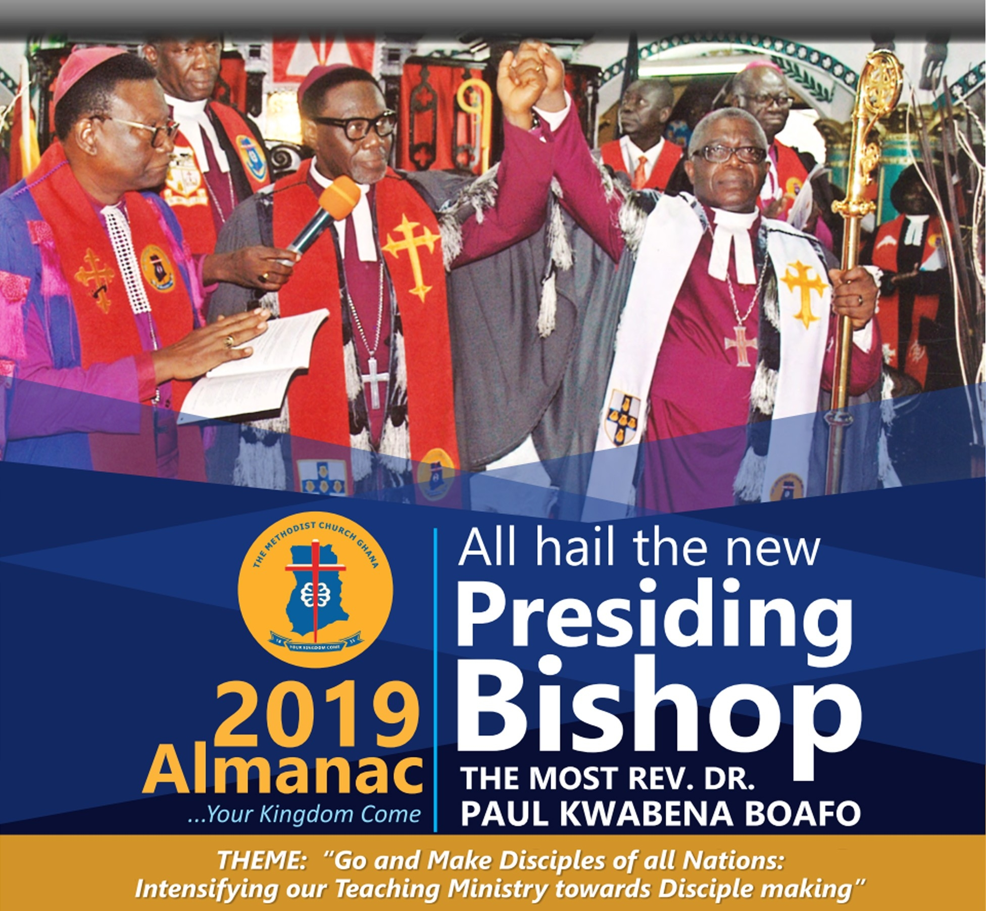 Connexional Calendar & Almanac – The Methodist Church Ghana  Methodis Tv Church September 2020 Lectionary Calendar