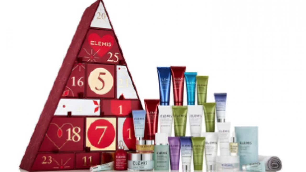 Elemis 2019 Advent Calendar - On Sale Now - Subscription Box  Elemis Advent Calendar