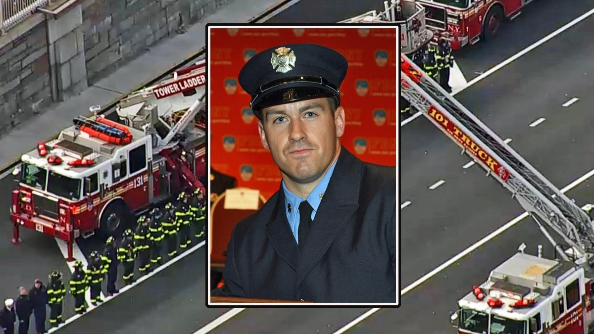 Fdny Firefighter Dies After Falling Off Bridge In Brooklyn  Nyfd Fire Shift Schedule