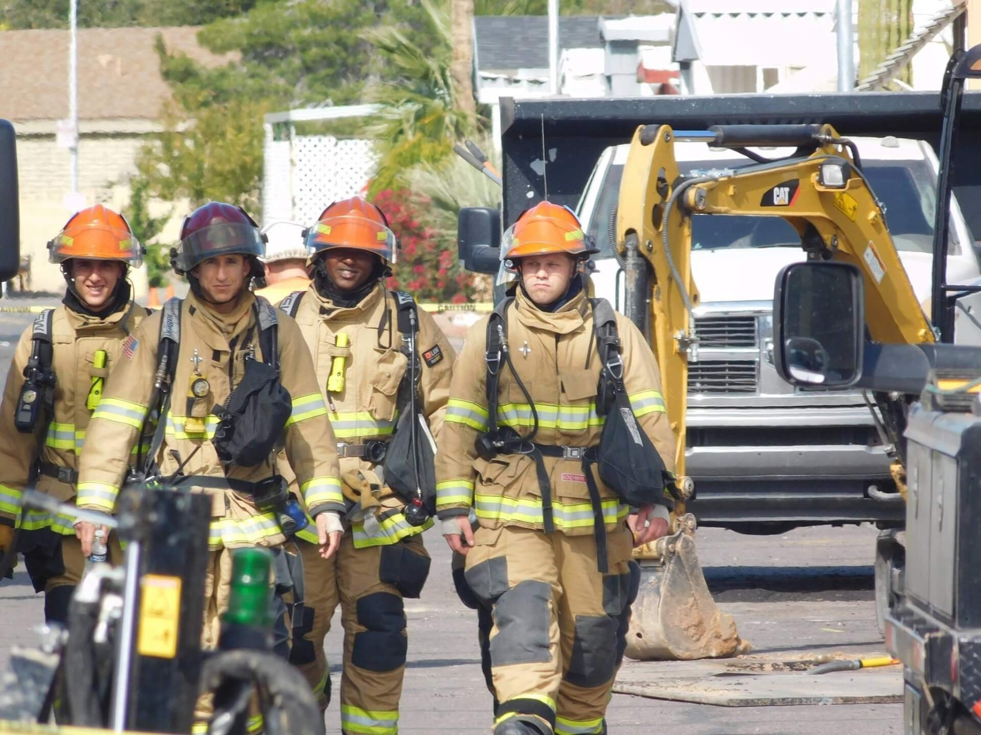 Firefighter Cancer Claim Sparks Dispute Between Glendale  Fire Glendale August 2020